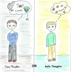 Which thoughts will we choose?