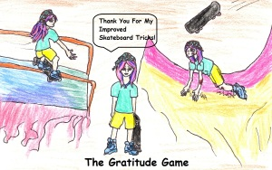 The Game Of Gratitude...It Can Change Our Life!