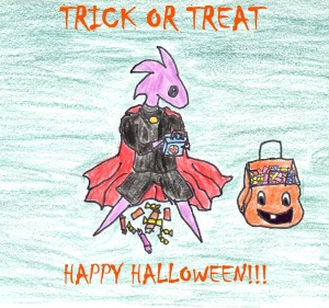 Trick Or Treating Can Be More Than Just Candy!