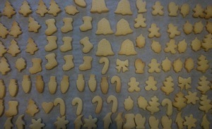 Yummy Christmas Shortbread!