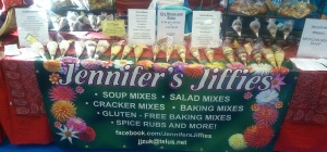Craft Fairs Can Offer A Variety of Delicious Edible Gift Ideas!
