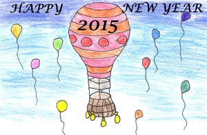 May Your 2015 Be Filled With Love, Health And Joy!